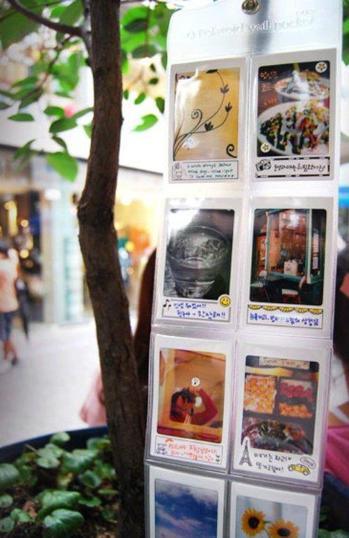 3 Sets Wall Hanging Photo Album Camera Accessories for Fujifilm Instax Mini 8 9 90 70 Polaroid 300