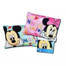 Disney Mickey Mouse Minnie Mouse Pillow Cases Bed Linen from Hong Kong Disneyland