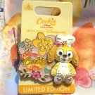 Disney Pins Friend of Duffy Cookie Limited Edition クッキー from Hong Kong Disneyland