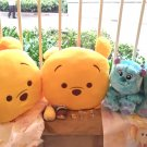 Disney Winnie the Pooh Cushion Plush Doll Soft Toy Tsum Tsum Carrier