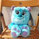 "Disney Monsters Inc University Sulley Big Feet 10"" Plush Doll Soft Toy"