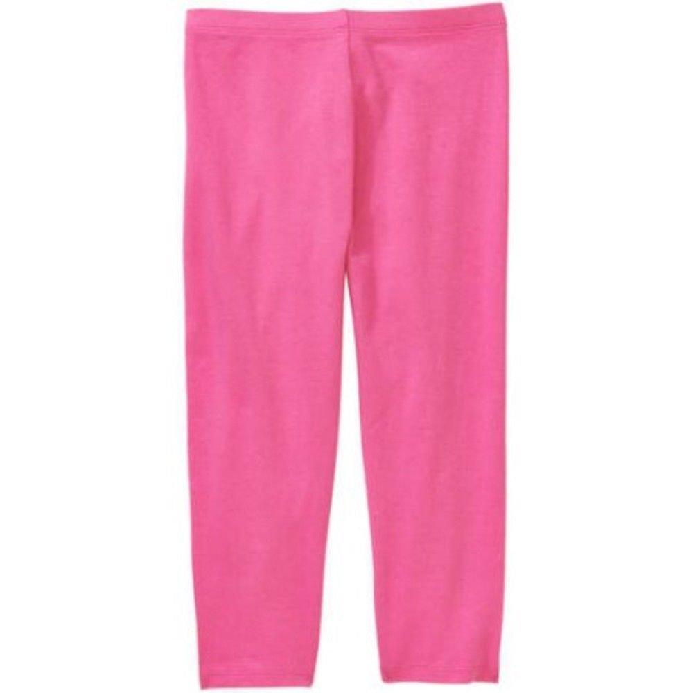 NEW with Tag, Girls FADED GLORY Legging Capri, Size: XS, Bubblegum Pink