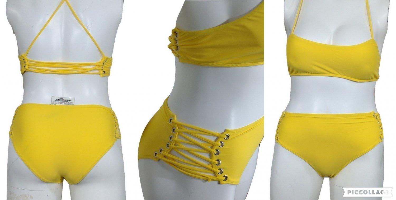 New, Two Piece, ICY Swimwear, Bathing, Swimsuit, Bikini Set, Removable Padding Size Medium