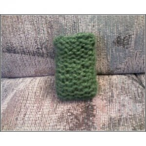 Green Mobile Cozy