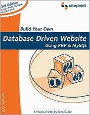 Build Your Own Database Driven Website Using PHP and MySQL, Third Edition