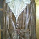 American Male Leather Coat
