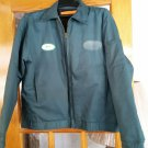 Men Green Work Jacket
