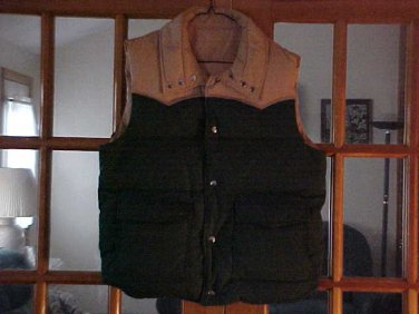 Men's Nylon Reversible Vest