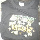 "Tee Shirt ""Here Come Trouble"""