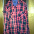Woodland Flannel Men Shirt Jacket