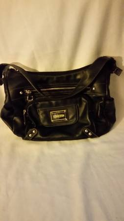 Vintage Rosetti Leather/Vinyl HandBag