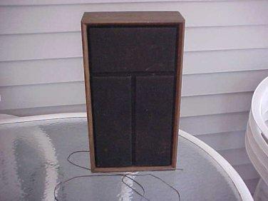 Electro Brand 518M Speaker in woodlike case