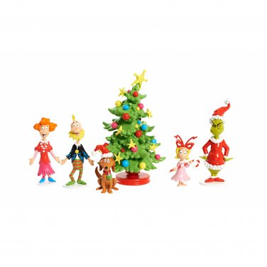 Holiday Figures Deluxe Set - Assorted