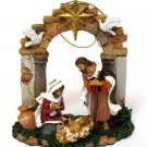 Genuine Fontanini Limited Edition Ornament of the Holy Family.