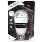 Lightshow Kaleidoscope LED Projection Light Bulb