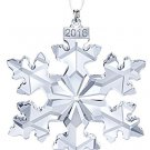 Swarovski 2016 Annual Edition Ornament, Snowflake
