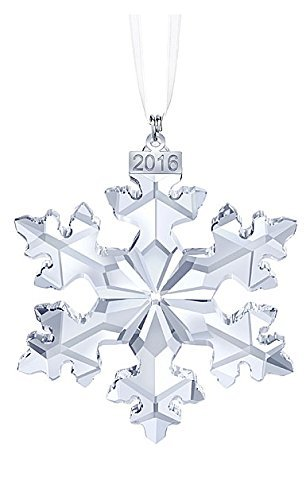 Swarovski 201�6 Annual Edition Ornament, Snowflake