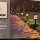 Smartyard Solar LED Pathway Lights - 8 pack