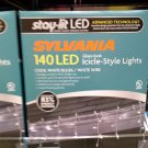 Sylvania  140 Led Icilels lights