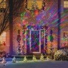 Lightshow Multi-Color LED Kaleidoscope Projection Lights