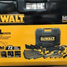 Dewalt 181 PC Black Chrome Mechanices Tool Set & Hard Case