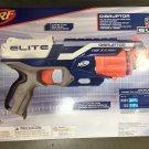 Nerf Elite Disruptor 6 Dart Rapid Fire Gun Blasters Twin Pack & Darts