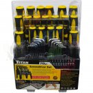 Titan 70pc Screwdriver Set