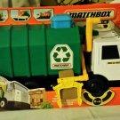 Matchbox Recycling Truck