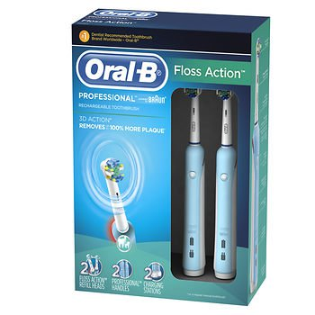 Oral-B Floss Action, 2 pk.
