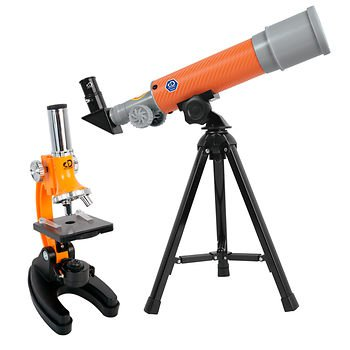 Discovery Microscope or Telescope Set - Assorted Clearance