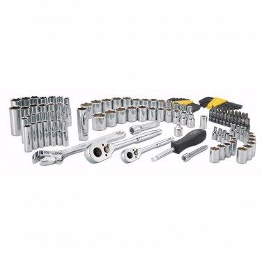 STANLEY 120-Pc. Mechanics Automotive Mixed Ratchet Tool Set