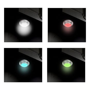 Honeywell LED Multi-Color Accent Light Set, 6 pk.