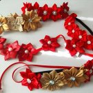 5 pcs Kanzashi Pointed Petals Set