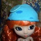 Blue Beanie - Pullip