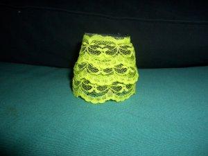 Neon Green Frilly Skirt for Pullip