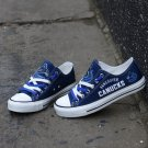 Vancouver Canucks Sports Specialties Unisex Canvas Sneakers Shoes Birthday Gift Idea