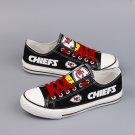 Kansas City Chiefs Shoes Custom Canvas Sneakers Men Women Gift Idea Cool
