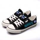 Charlotte Hornets Shoes Canvas Sneakers Jordan Kobe Gift Idea for Men Women