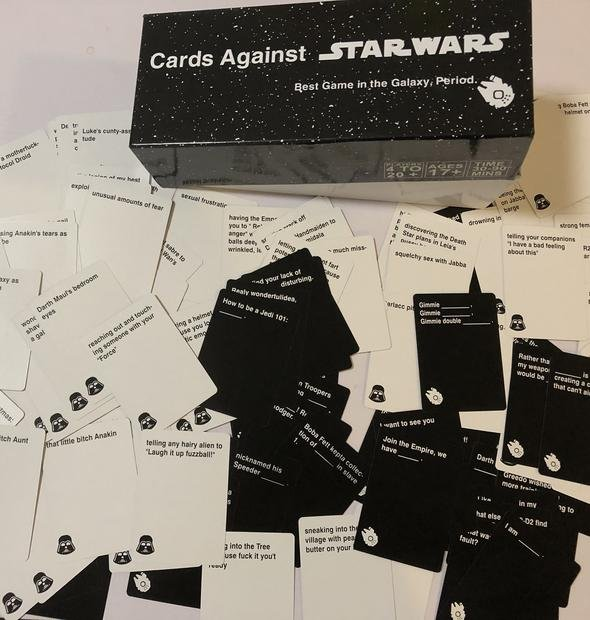 Star Wars Cards Against Humanity