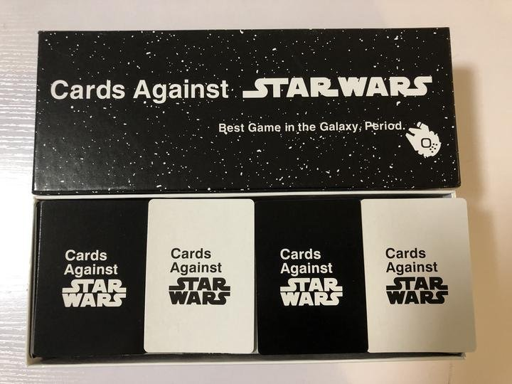 Star Wars Cards Against Humanity Us Uk Online Store