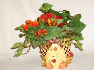 Thanksgiving Floral Arrangement