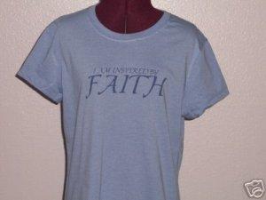 I AM INSPIRED BY FAITH