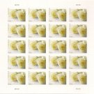 USPS SHEET of 20 USPS 2011 Wedding Rose Forever Stamps First Class Postage Forever Stamps Booklet