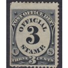 USPS SCOTT#O-108 US STAMP POST OFFICE DEPT 3 CENT First Class Postage Stamps Booklet