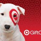 Giftcard Saving USA $25 Target Gift Card