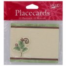 Woodland Holiday Placecards