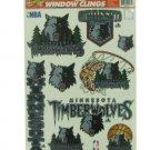 Minnesota Timberwolves window clings