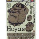 Georgetown window clings