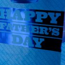 Small Blue Father's Day Gift Bag