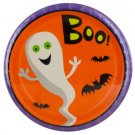 Creepy Characters Round Party Plates Set